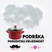 Montenegro Pride 2016 podrska porodicna vrijednost