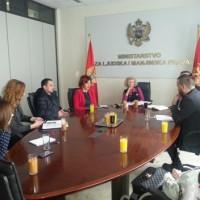 prvi kvartalni sastanak za zastitu ljudskih prava