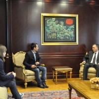 sastanak sa predsjednikom crne gore