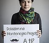 Ja idem na Montenegro prajd, a ti? - 2015