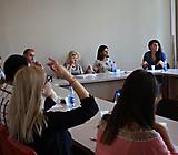 Panel diskusija ''Doprinos unapređenju kvaliteta života LGBT osoba'' - Cetinje - 2016