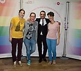 Prijem solidarnosti sa LGBT+ osobama - 2015